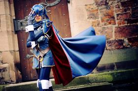 Lucina from Fire Emblem: Awakening worn by Rosabella