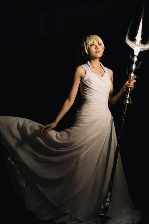 Lunafreya Nox Fleuret from Final Fantasy XV worn by Rosabella