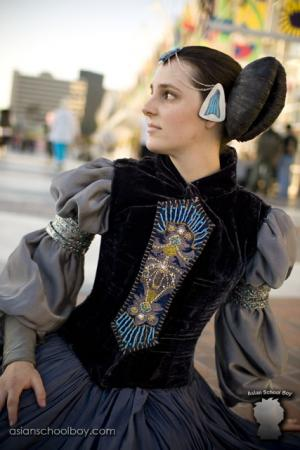 Padme Amidala from Star Wars Episode 2: Attack of the Clones worn by LadyAmaryllis