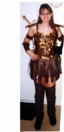 Xena from Xena: Warrior Princess worn by JaclynGFC