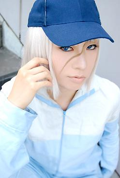 Yzak Jule from Mobile Suit Gundam Seed
