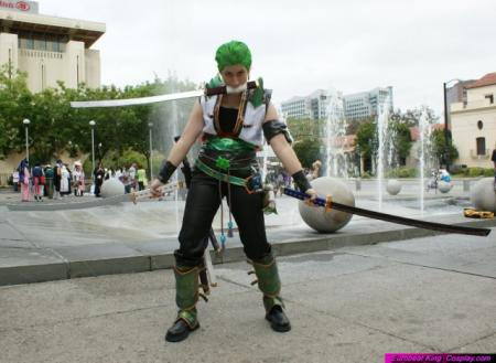 Roronoa Zoro from One Piece worn by Tenshiryuu