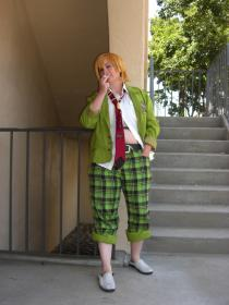 Toki from Code:Breaker worn by Tenshiryuu