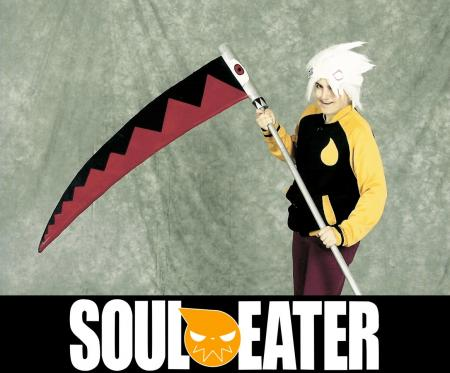 Soul Eater from Soul Eater worn by Knight of the Em