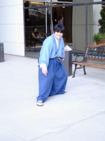 Soujiro Seta from Rurouni Kenshin worn by Asmaria