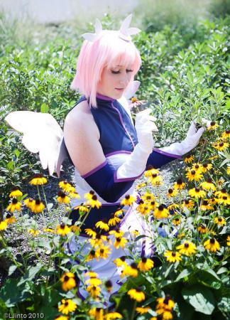 Estelle from Tales of Vesperia worn by Starlighthoney