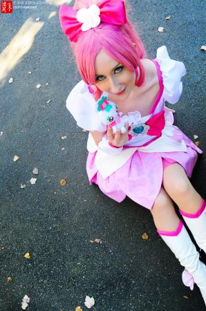 Cure Blossom from HeartCatch PreCure! worn by Starlighthoney