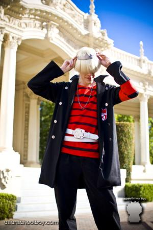 Belphegor from Katekyo Hitman Reborn! worn by Styxiedust