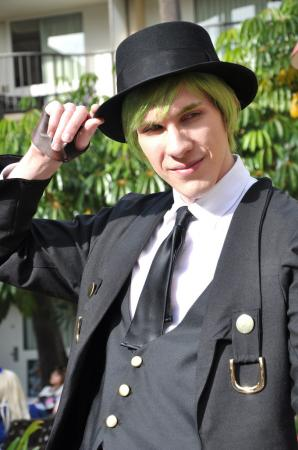Hazama from BlazBlue: Calamity Trigger worn by Styxiedust