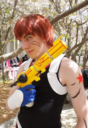 Gene Starwind from Outlaw Star (Worn by Styxiedust)