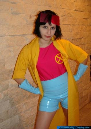 Jubilee from X-Men worn by Arlette