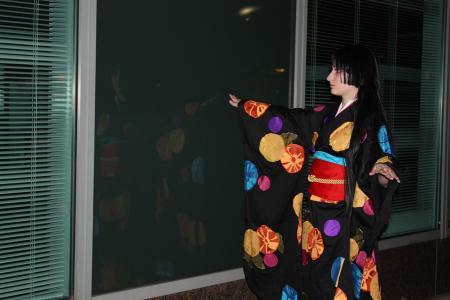 Enma Ai from Jigoku Shoujo (Worn by Arlette)