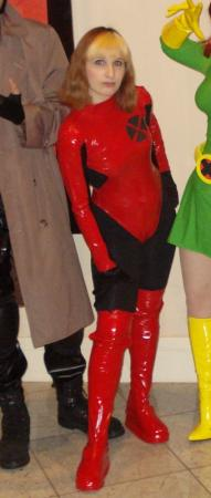Rogue from X-Men worn by Arlette