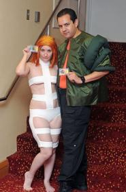 Leeloo from Fifth Element, The worn by Arlette