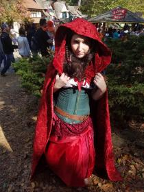 Red Riding Hood from Once Upon a Time worn by Arlette