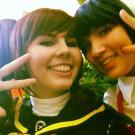 Aika Nakamura from Persona 4 worn by SpPandaaa