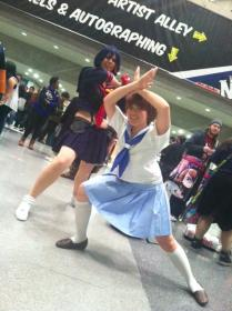 Mako Mankanshoku from Kill la Kill worn by SpPandaaa