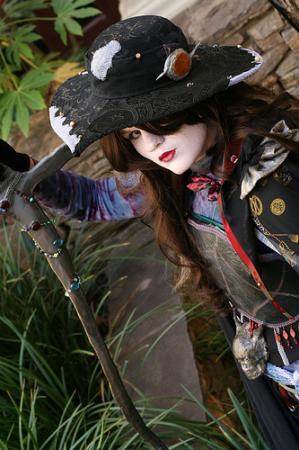 D from Vampire Hunter D
