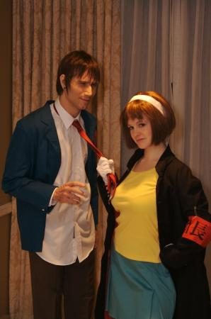Kyon from Melancholy of Haruhi Suzumiya worn by Vartan