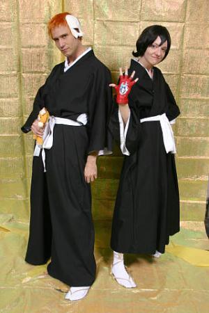 Ichigo Kurosaki from Bleach worn by Vartan