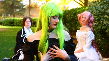 C.C. from Code Geass worn by Lady Somairot