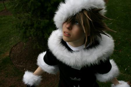 Sora from Kingdom Hearts 2 worn by Scootkadoot
