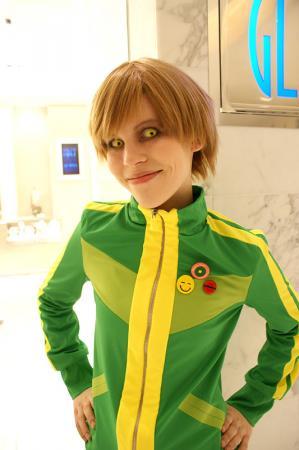 Chie Satonaka from Persona 4 worn by Scootkadoot