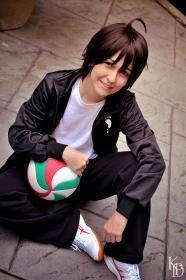 Yamaguchi Tadashi from Haikyuu!! worn by Bluucircles