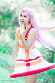 Anemone from Eureka seveN worn by Bluucircles