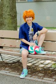 Shouyou Hinata from Haikyuu!! worn by Bluucircles