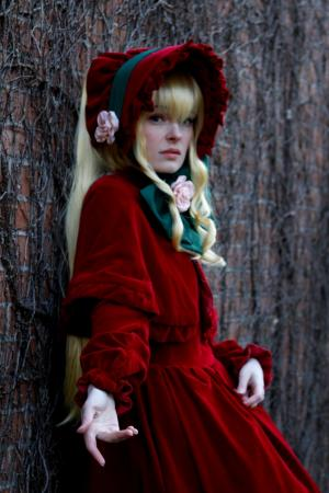 Shinku from Rozen Maiden worn by Cepia