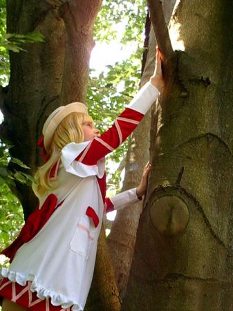 Nadja Applefield from Ashita no Nadja