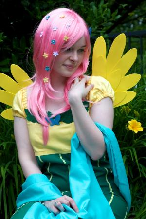 Fluttershy from My Little Pony Friendship is Magic worn by Cepia