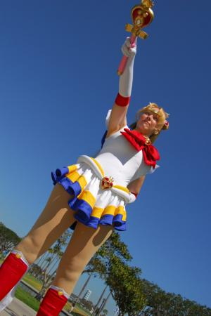 Sailor Moon from Sailor Moon S
