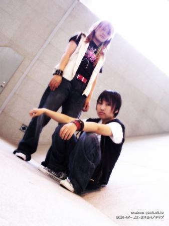 Sakurai Yuto from Kamen Rider Den-O