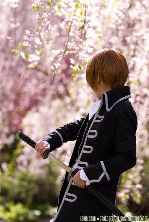 Sougo Okita from Gintama worn by makoto*