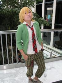 Toki from Code:Breaker worn by makoto*