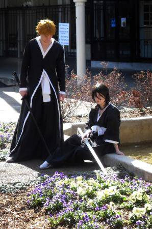 Rukia Kuchiki from Bleach worn by A19riku