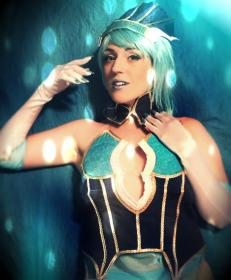Karina Lyle / Blue Rose from Tiger and Bunny worn by FantasyNinja