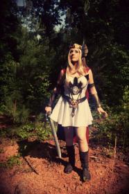 She-Ra from She-Ra Princess of Power worn by FantasyNinja