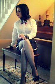 Elizabeth from Bioshock Infinite worn by FantasyNinja