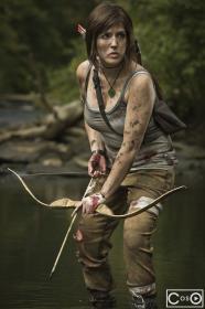 Lara Croft from Tomb Raider worn by FantasyNinja