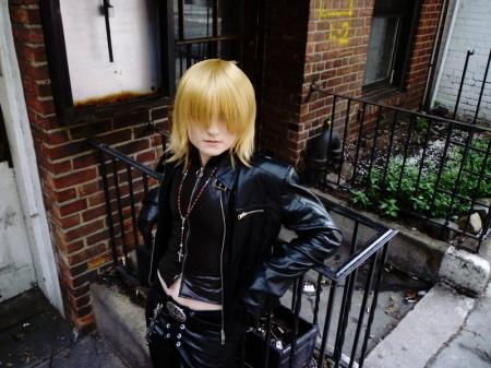 Mello from Death Note