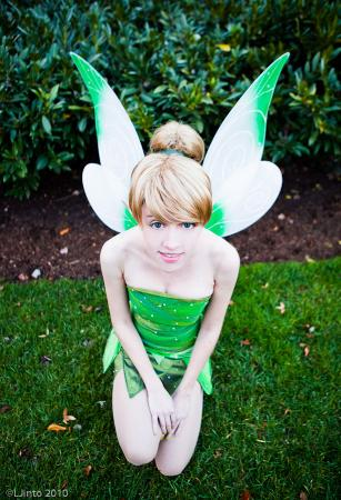 Tinker Bell from Disney Fairies worn by SunsetDragon
