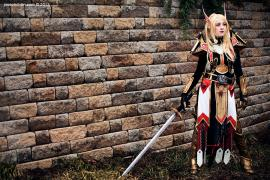 Blood Elf from World of Warcraft worn by SunsetDragon