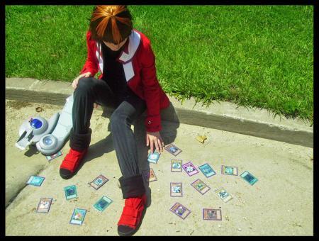Judai Yuki from Yu-Gi-Oh! GX