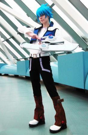 Johan Anderson from Yu-Gi-Oh! GX