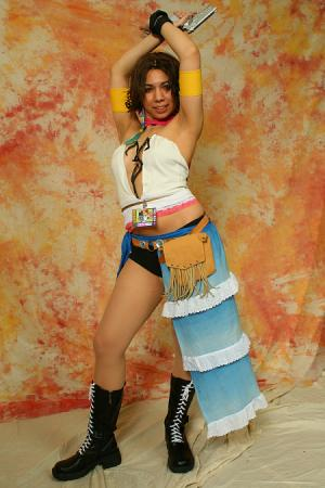 Yuna from Final Fantasy X-2 worn by RadioMinmay