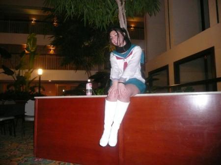 Tsubaki Nakatsukasa from Soul Eater worn by RadioMinmay