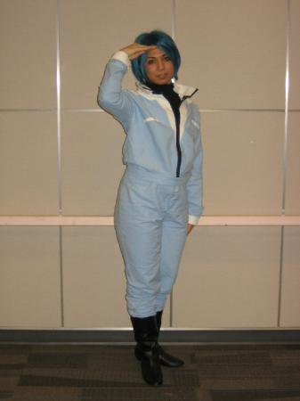 Kamille Bidan from Mobile Suit Zeta Gundam worn by RadioMinmay